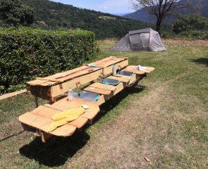 Pré-Camp d'été 2021 à Montferrer (66)